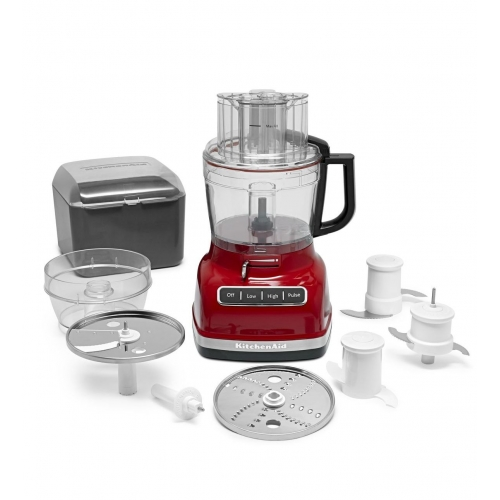 Kitchenaid kfp1133 11 cup food processor with exactslice for Kitchenaid food processor